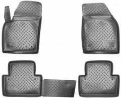 Коврики в салон для Volvo C30 '06-13 полиуретановые (Nor-Plast)