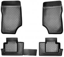Коврики в салон для ГАЗ 31105 Волга '04-09 полиуретановые (Nor-Plast)