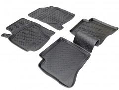 Коврики в салон для Geely MK Sedan '06-14 полиуретановые (Nor-Plast)