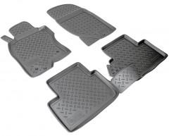 Коврики в салон для Infiniti G35 Sedan '07-10 полиуретановые (Nor-Plast)