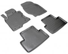 Коврики в салон для Infiniti EX (QX50) '08-17 полиуретановые (Nor-Plast)