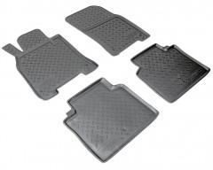 Коврики в салон для Infiniti M (Q70) '11- полиуретановые (Nor-Plast)