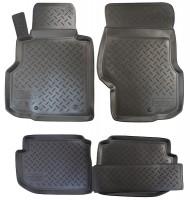 Коврики в салон для Infiniti M35 / M45 '06-10 полиуретановые (Nor-Plast)