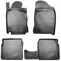 Коврики в салон для Chrysler PT Cruiser '00-10 полиуретановые, черные (Nor-Plast)
