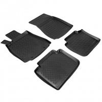 Коврики в салон для Lexus GS '05-12, 2WD полиуретановые (Nor-Plast)