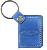 """Брелок для ключей синий с логотипом """"Ford"""""""