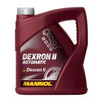 Масло трансмиссионное Mannol Dexron II Automatic 4л
