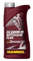 Масло трансмиссионное Mannol Dexron III Automatic Plus 1л