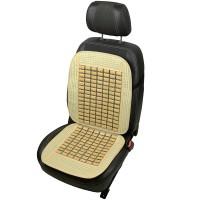 Накидка на сиденье бамбуковая массажная AT2001LT