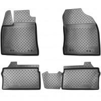 Коврики в салон для Lexus CT 200H '11- полиуретановые (Nor-Plast)