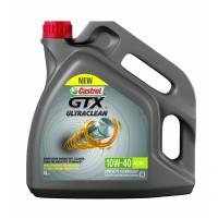 Castrol GTX 10W-40 A3/B4 (4 л)
