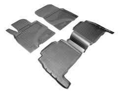 Коврики в салон для Lexus LX 570 '08-12 полиуретановые (Nor-Plast)