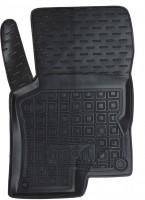 Коврик в салон водительский для Smart Forfour '04-06 резиновый, черный (AVTO-Gumm)