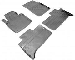 Коврики в салон для Land Rover Range Rover '02-12 полиуретановые (Nor-Plast)