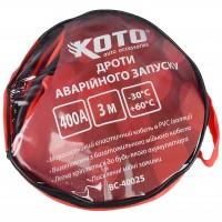 Провода прикуривания Koto BC-40025 400А 3м