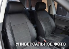 Авточехлы Leather Style для салона Nissan X-Trail '01-07 (MW Brothers)