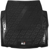 L.Locker Коврик в багажник для BMW 3 F30 '12- седан, резино/пластиковый (Lada Locker)