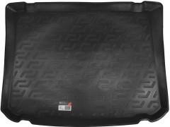 Коврик в багажник для Fiat 500X '14-, резиновый (Lada Locker)