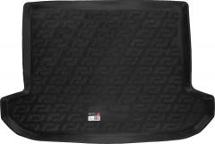 Коврик в багажник для Kia Sportage 2016 -, резиновый (Lada Locker)