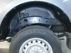 Подкрылок задний левый для Mitsubishi L200 '16- (Novline)