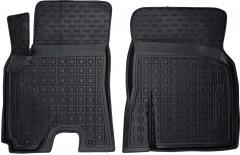 Коврики в салон передние для Chery Tiggo 3 '16- резиновые, черные (AVTO-Gumm)