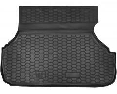 Коврик в багажник для Audi 100 '91-94 седан, резиновый (AVTO-Gumm)