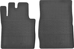 Коврики в салон передние для Mercedes G-Class W460 '79- / W461 '92- резиновые (Stingray)