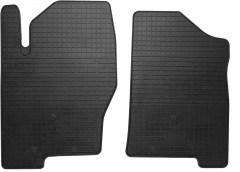 Коврики в салон передние для Nissan Pathfinder '05-10 резиновые (Stingray)