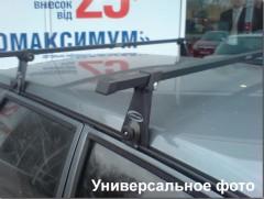 Багажник на водосток для Lada (Ваз) Niva 4x4 '94-, сквозной (Десна-Авто)