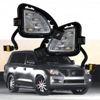 Дневные ходовые огни для Lexus LX 570 '08- (LED-DRL)