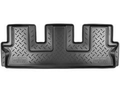 Коврики на 3 ряд для Toyota Land Cruiser Prado 150 '10- полиуретановые (Nor-Plast)