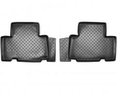 Коврики в салон для Toyota RAV4 '10-12 полиуретановые (Nor-Plast) задние