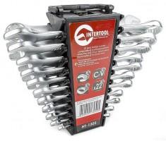Набор ключей комбинированных HT-1305 (Intertool)