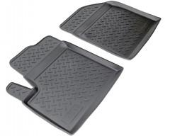 Коврики в салон для Ford Tourneo Connect '02-13 полиуретановые (Nor-Plast) передние