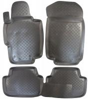 Коврики в салон для Honda Accord 7 '03-08 полиуретановые (Nor-Plast)