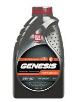 Лукойл Genesis Armortech 5W-40 (1л)