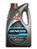 Лукойл Genesis Claritech 5W-30 (4л)