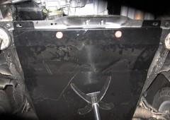 Защита картера двигателя для Ssangyong Rexton II '06-12, 2,3 (Sheriff)