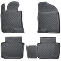 Коврики в салон для Hyundai Sonata '10-15 полиуретановые (Nor-Plast)