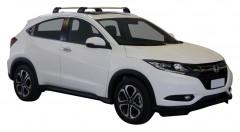 Багажник в штатные места для Honda HR-V '15-, до края опоры (Whispbar-Prorack)