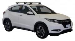 Багажник в штатные места для Honda HR-V '15-, сквозной (Whispbar-Prorack)