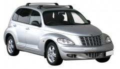 Багажник на крышу для Chrysler PT Cruiser '00-10, до края опоры (Whispbar-Prorack)