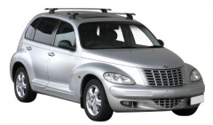 Багажник на крышу для Chrysler PT Cruiser '00-10, сквозной (Whispbar-Prorack)