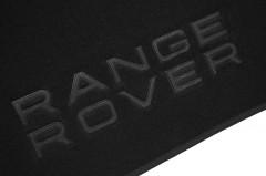 Фото 7 - Коврики в салон для Land Rover Range Rover Vogue '02-12 текстильные, черные (Премиум)