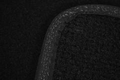 Фото 8 - Коврики в салон для Land Rover Range Rover Vogue '02-12 текстильные, черные (Премиум)