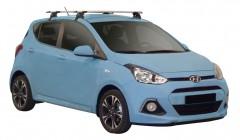 Багажник на крышу для Hyundai i-10 '14-, сквозной (Whispbar-Prorack)