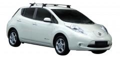 Багажник на крышу для Nissan Leaf '10-17, сквозной (Whispbar-Prorack)