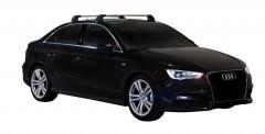 Багажник на крышу для Audi A3 '12- седан, до края опоры (Whispbar-Prorack)