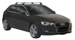 Багажник на крышу для Audi A3 '12- 5 дв., до края опоры (Whispbar-Prorack)