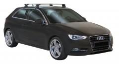 Багажник на крышу для Audi A3 '12- 5 дв., сквозной (Whispbar-Prorack)